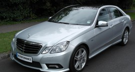 2011/11 Mercedes-Benz E250 2.1 CDI BlueEFFICIENCY Sport 4 Door Saloon 7G-Tronic