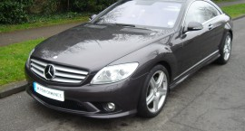 2007/57 MERCEDES-BENZ CL500 5.5 AMG BODY STYLING COUPE AUTO/TIPTRONIC
