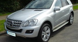 2010/59 MERCEDES-BENZ ML300 3.0TD CDI BLUEEFFICIENCY SPORT 7G-TRONIC(NEW GENERATION)