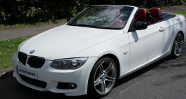 2012/62 BMW 320D 2.0 SPORT PLUS CONERTIBLE MANUAL
